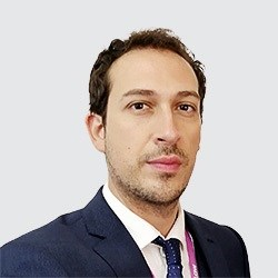 Dr Andreas Yiannaros, LLB Course Head and Senior Tutor at The University of Law London Bloomsbury