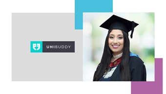 Unibuddy and ULaw student Uzma Nasim