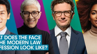 The face of modern law