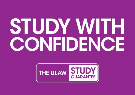 Study with confidence message